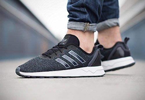Adidas Mannen Zx Flux Adv Sneakers Zwart