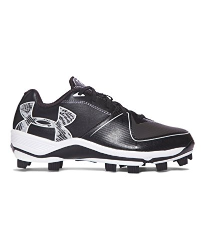 Under Armour Women's Glyde TPU Softball Shoe, Black – DiZiSports Store