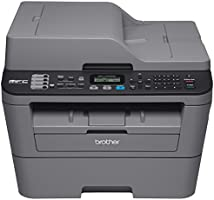 Brother MFCL2700DW Monochrome Laser All-In One with Wireless Networking and Duplex Printing