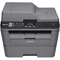 Brother Printer EMFCL2700DW Wireless Monochrome Printer with Scanner, Copier & Fax (Certified Refurbished)