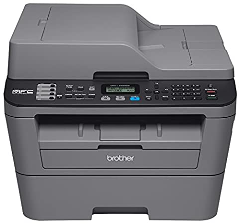 Brother Printer EMFCL2700DW Wireless Monochrome Printer with Scanner, Copier & Fax (Certified (Scanner Copy Printer)