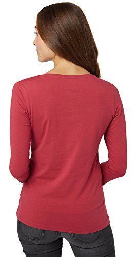 TOM TAILOR Camiseta manga larga Mujer baya