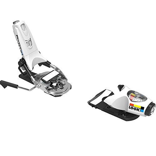 Look Unisex Pivot 18 Ski Bindings White 115mm by Look Bindings