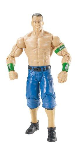 WWE Classics Signature Series John Cena Action Figure