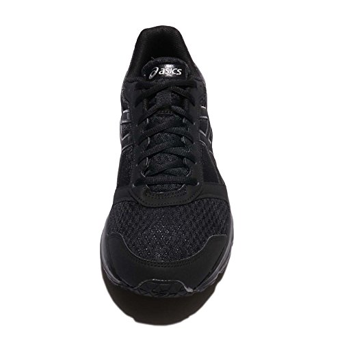 Asics Mens Patriot 8, Nero / Nero Nero / Nero