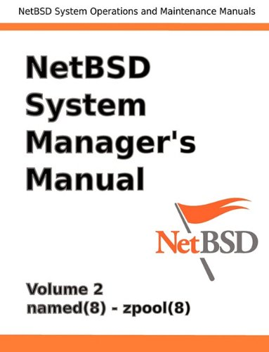 Download NetBSD System Manager's Manual - Volume 2 pdf