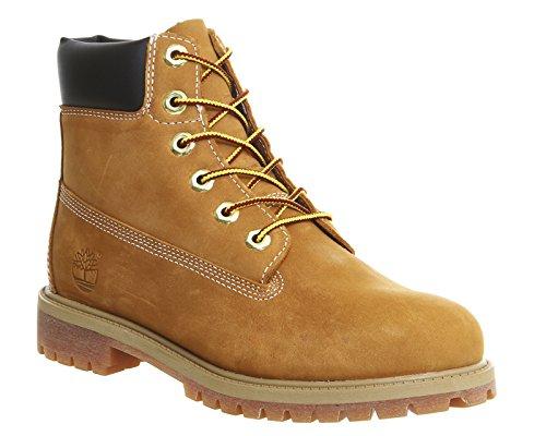 Timberland - Botas para mujer Marrón - marrón (Wheat Nubuck)