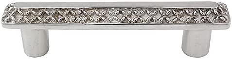 Vicenza Designs P1150 Gioiello 3-Inch Kisses Pull Antique Brass