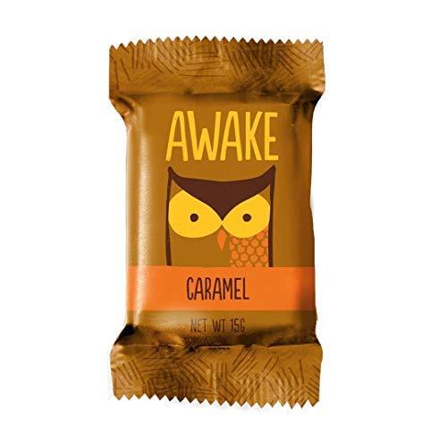 Awake Chocolate Caramel Chocolate Bites, 145 count by AWAKE Caffeinated Chocolate (Image #3)