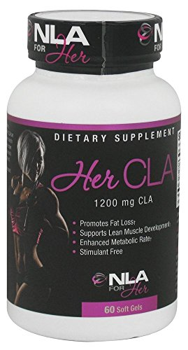 NLA For Her Son CLA - 1200 mg - 60 gélules