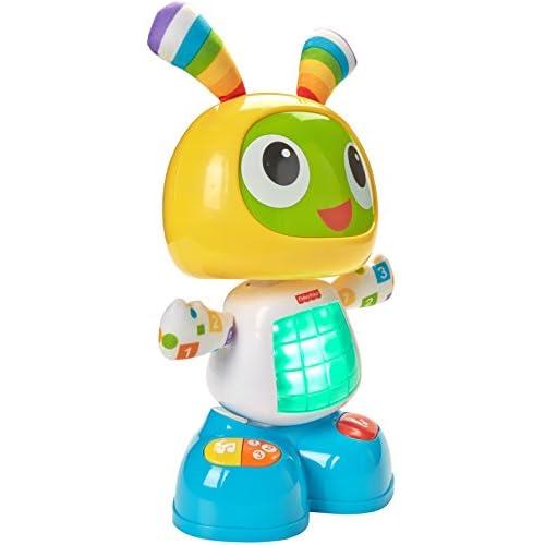 Fisher-Price – Dance & Move BeatBo – Bebo le Robot Version Anglaise