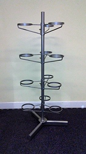 PowerFit Vertical Medicine Ball Rack by PowerFit Equipment