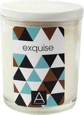 Vela perfumada en tarro (aroma a anís Ron gousses de vainilla ...