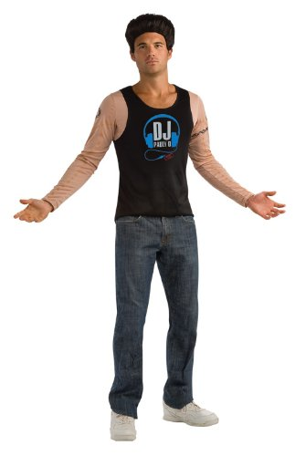 Jersey Shore Pauly D Flesh Shirt With Tattoos,