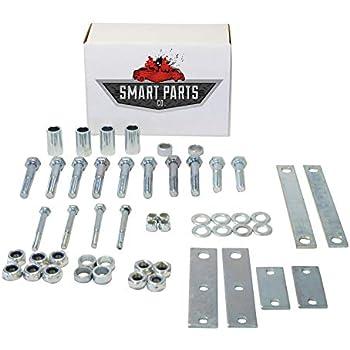"""Suzuki King Quad 400 450 500 700 750 Series 2/"""" Lift Kit Aluminum Spacer"""