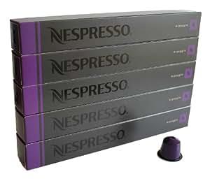 Nespresso Cafe 50 Capsulas - 50x Arpeggio Espresso