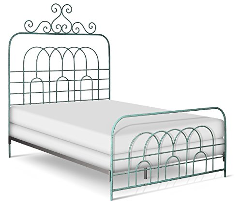 Corsican Iron Bed (Corsican Garden Gate Queen Bed)