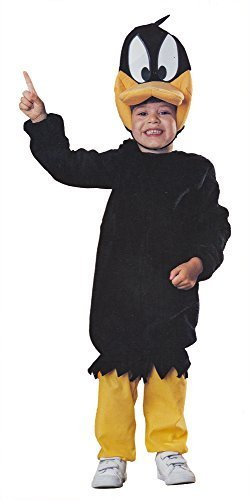 Rubie's Costume Co Sensations Daffy Duck-So Costume, Medium, (Daffy Duck Girl Costume)