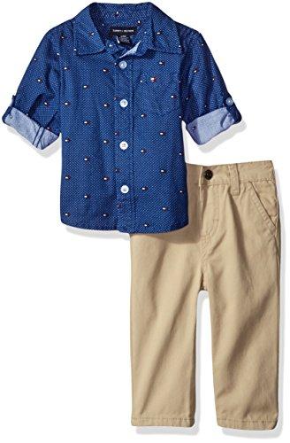 Tommy Hilfiger Sleeves Shirt Twill