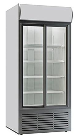 Sterling Pro bbs880-sl cristal doble puerta corredera pantalla frigorífico, 834 L: Amazon.es: Industria, empresas y ciencia