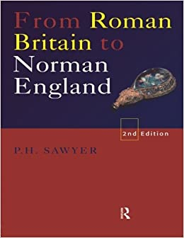 Book From Roman Britain to Norman England by P.H. Sawyer (1998-10-15)