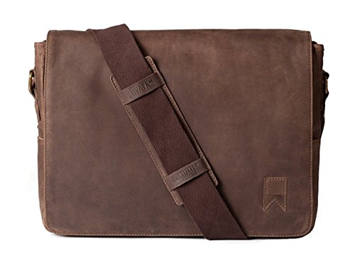 Navali Mainstay Leather Laptop