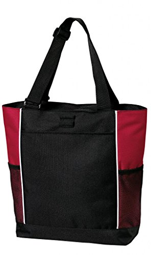 Port Authority® Improved Panel Tote., -