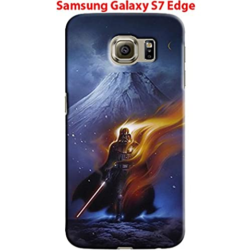 Star Wars Darth Vader Samsung Galaxy S7 Edge Hard Case Cover (sw41) Sales