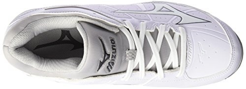 Mizuno Dames 9-spike Swift 4 Softbalschoenen Wit