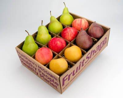 Organic Fruit Mixed Basket