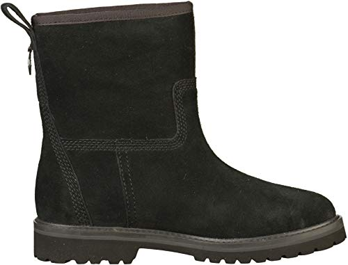 Valley Jet Timberland Women''s Boots Ankle Chamonix Black ZnSq81vAW