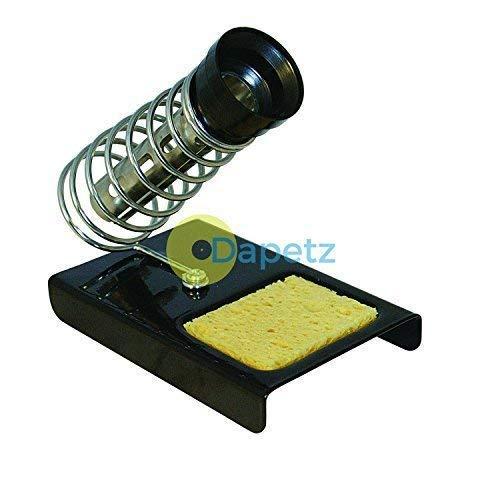 dapetz Silverline soldador Soporte Herramienta manual eléctrico eléctrico soldador Soporte: Amazon.es: Bricolaje y herramientas