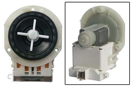 Beko - Bomba de vaciado para lavadora BEKO - 2808190100 para Lava ...