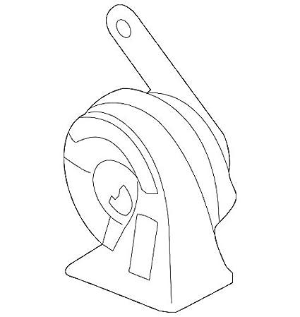 Bmw E46 Horn