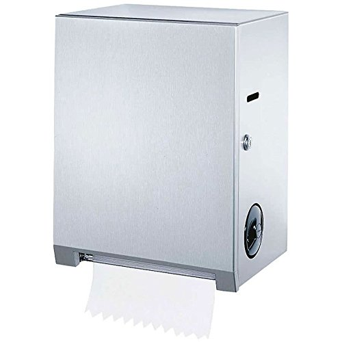 B-2860 Surface Mounted Roll Towel Dispenser By TableTop King