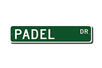 Amazon.com: Padel, Padel Sign, Padel Fan, Padel Player ...