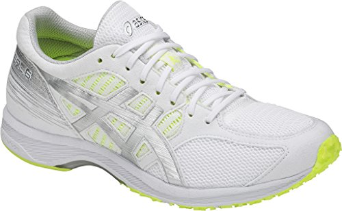 Silver White Asics Tartherzeal W Safety Yellow 6 tqqrI