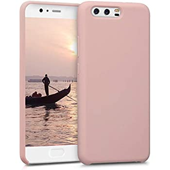 Amazon.com: kwmobile Huawei P10 Case - Protective Cork Cover ...