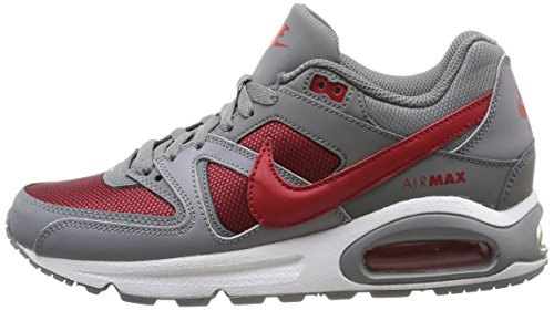 Nike gs Cool gym white Sportive Red Air Scarpe Command Uomo Grey Max qr4naq6A