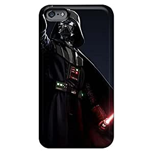 Covers cell phone skins pattern Excellent Fitted iphone 4 /4s - star wars the force unleashed 2 hjbrhga1544