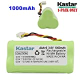 Kastar Ni-MH Rechargeable Battery AAA 3.6V