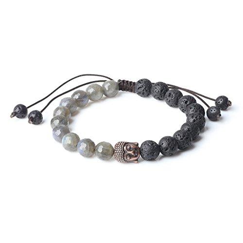 COAI Adjustable Womens Prayer Bracelet
