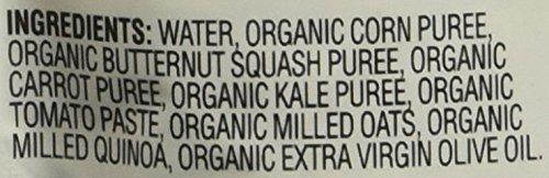 Plum Organics Corn, Kale, Carrot & Tomato Baby Food, 3.5 oz by Plum Organics (Image #3)