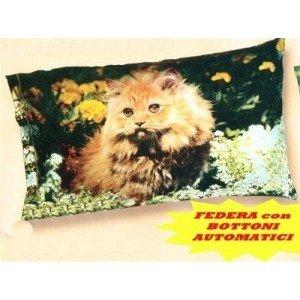 Completo sábanas Cama Individual Perros Gatos Gato almohada botones algodón 100%: Amazon.es: Bricolaje y herramientas