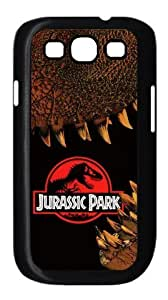 Cell Phones Cases Samsung Case Jurassic Park Film Jurassic Park Poster Samsung Galaxy S3 I9300 I9308 I939 Case Cover by supermalls