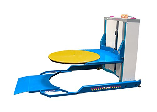 Bishamon-EZO-25E-EZ-Off-Lifter-Pallet-Truck-Accessible-Work-Positioners-12-Minimum-Lifting-Height-45-Height