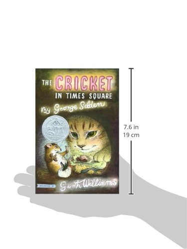 The Cricket in Times Square (Chester Cricket and His Friends)