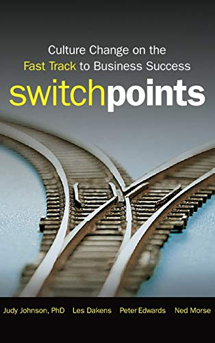 (SwitchPoints: Culture Change on the Fast Track to Business Success)