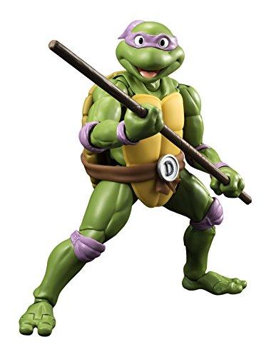 Bandai Las Tortugas Ninja Figura Articulada, 15 cm (BDITM064510)
