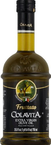 Fruttato Timeless Extra Virgin Olive Oil, .75 Liter -- 6 Case